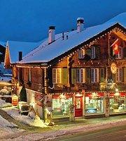 Balmers Wintergarten Fondue & Burgers