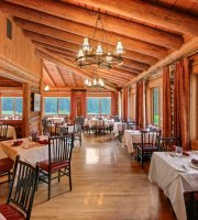 Jenny Lake Lodge Dining Room