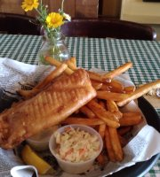 Klondike Rib and Salmon