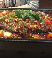 Charcoal Grill Fish