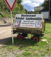 Restaurant Bahnhof Laufenmuehle