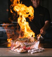 Nami Teppanyaki Steakhouse - at the JW Marriott Hotel Bangkok
