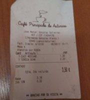 Cafeteria Principado de Asturias