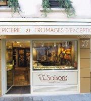 Saisons Fine Epicerie et Fromages d'Exception