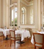 Boudoir de l'Hôtel Regina Paris