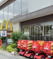 McDonald's Kadono Oji Shijo