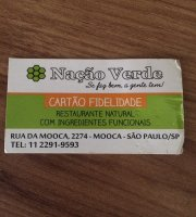 Nacao Verde Mooca