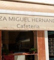 Cafeteria Plaza Miguel Hernandez