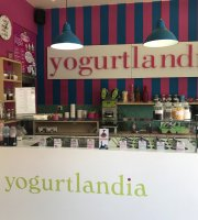 Yogurtlandia Chania
