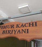 Timur Kachi Biriyani