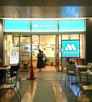 Mos Burger Nihon Seimei Sapporo Bldg