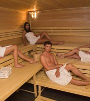 Sauna Restaurant