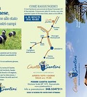 Casetta Santini Restorante Agriturismo