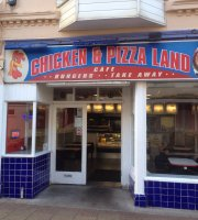 ‪Chicken & Pizza Land‬
