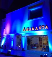 Restaurante-Bar Amaranta Costa Fusion