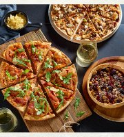 Crust Gourmet Pizza Bar