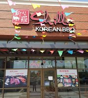 Shilla Korean BBQ restaurant