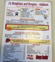 J's Breakfast & Burgers