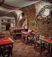 Prva ukrajinska restauracia Barvinok