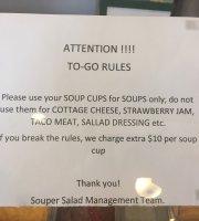 Souper!Salad!