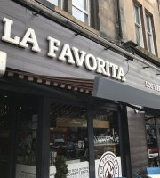 La Favorita Restaurant Leith Walk
