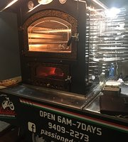 Vesbar Mobile Pizza Bar