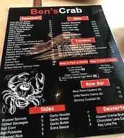 Ben's Crab