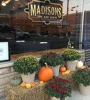 Madison's St8 Street Bistro