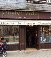 Chocolatier Olivier Vidal