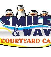 Smile & Wave Courtyard Cafe