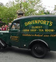 ‪Davenports Tea Room‬