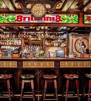 Britannia English Pub & Whisky Cellar
