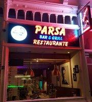 Parsa Iranian Food