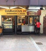 Shawarma Damascus