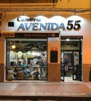 Cafeteria Avenida 55