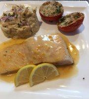 Kyriad La Ferte Bernard Restaurant