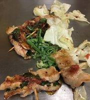 Okonomiyaki Teppanyaki Fujioka