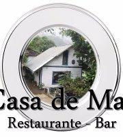 "Restaurante Bar ""La Casa de Madera"""
