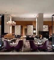 Lobby Lounge at Shangri-La Hotel Toronto