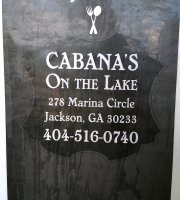 Cabana's on the Lake