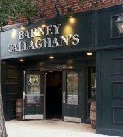 Barney Callaghan's