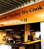 You Buy We Cook Restaurant