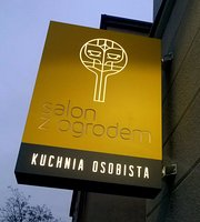 Salon Z Ogrodem