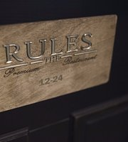 The Rules - Real British Restaurant