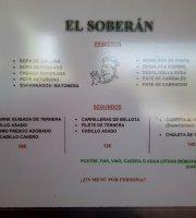 Restaurante El Soberan