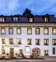Brasserie du Romantik Hôtel l'Etoile