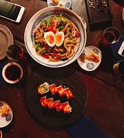 IN the mood for LOVE: Sushi Bar & Bistro