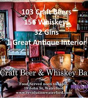 Revolution Craft Beer & Whiskey Bar