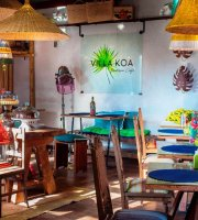 Villa Koa Boutique Cafe