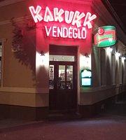 Kakukk Vendeglo